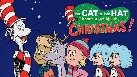 Cat in the Hat Knows a Lot About Christmas